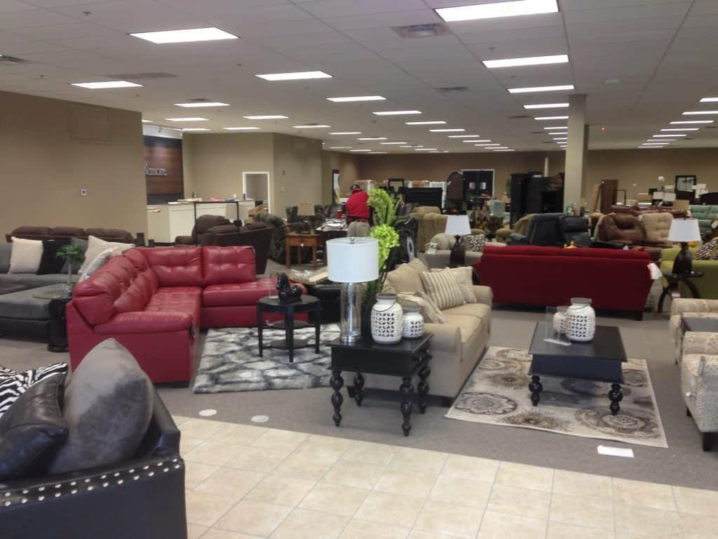 Badcock Furniture Store Gooding Contractors